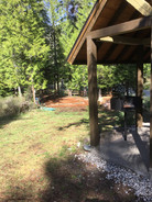 Cedar Grove Camp View from shelter