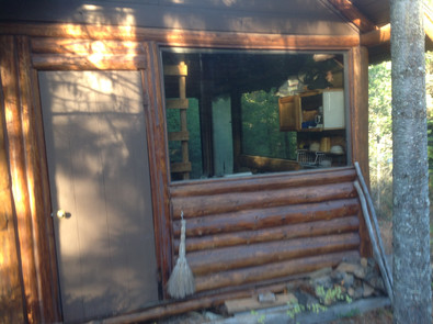 Another view of the River Cabin!