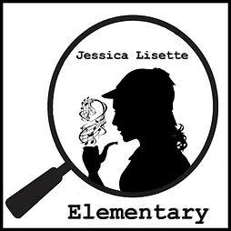 Jessica Lisette cover art elementary