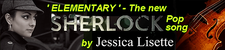 Sherlock interview pop song Elementary Jessica Lisette