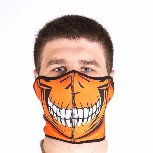 Маска неопреновая Bandit оранжевая