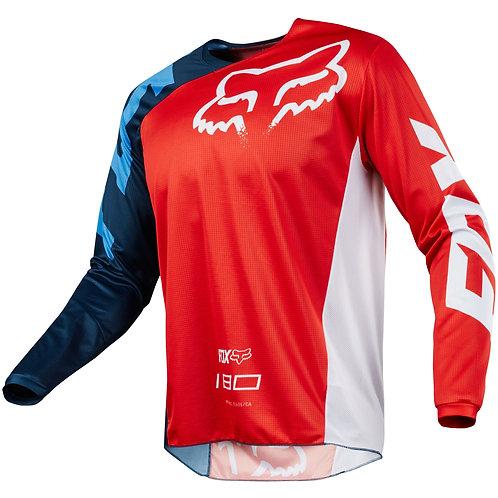 Джерси FOX 180 Race (красный)