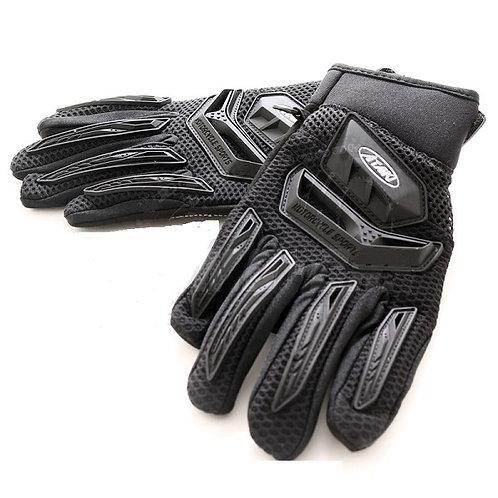 Перчатки текстильные ATAKI SC-514 черные