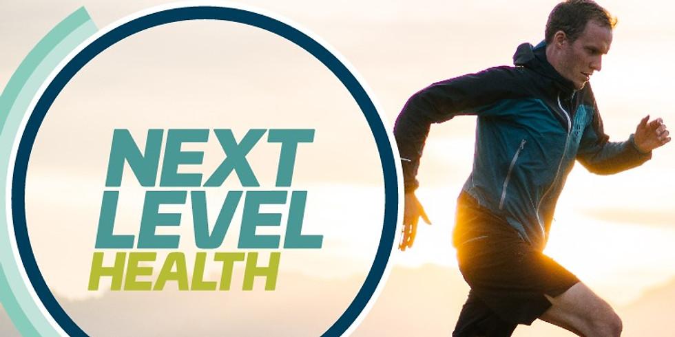 Next Level Health - It Is Written