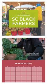 2021 SC Black Farmers Calendar