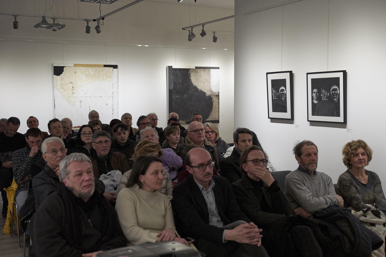 Presentazione del libro Les Italiens