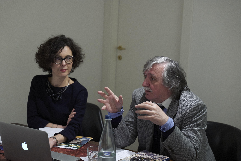 Rachele Ferrario Sandro Parmiggiani