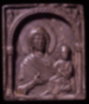 Icon of Virgin with Child