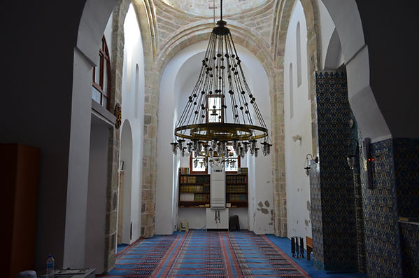 Church of St. Philip / Kudrettin Mosque