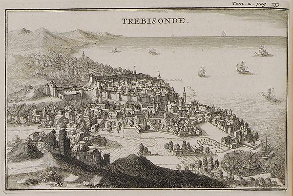Trebizonde by Tournefort (1717).jpg