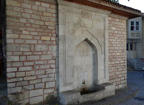 Mustafa Agha Fountain of Kariye Mosque (