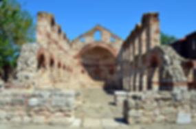 Church of St Sophia, Nesebar