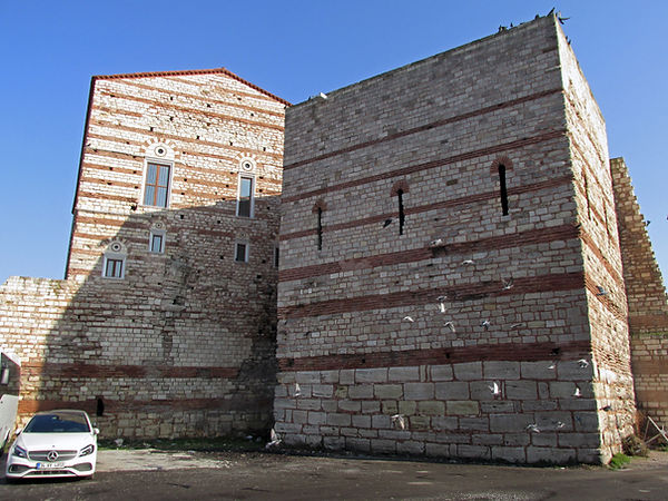 Palace of the Porphyrogenitus and Tower