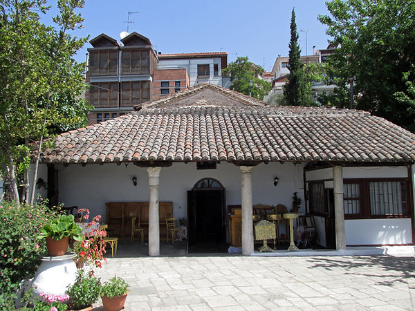 Church of Hosios David (Thessaloniki).jp
