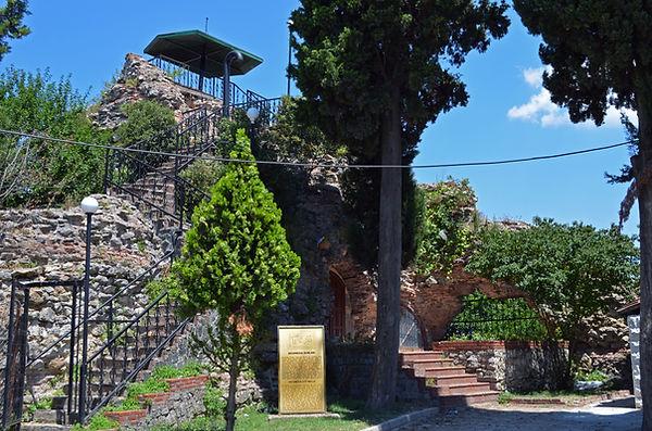 St. Barbara Tower, Nicomedia.jpg