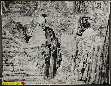 Saint Constantine and Saint Stephan, fra