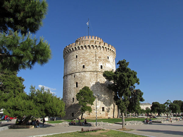 White Tower of Thessaloniki.jpg