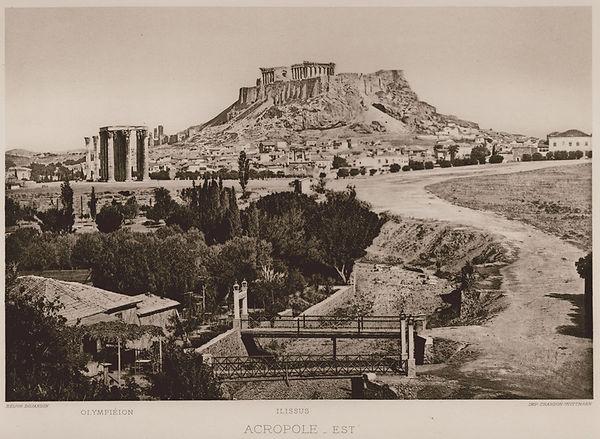 Acropolis east Elie Cabrol (1890).jpg