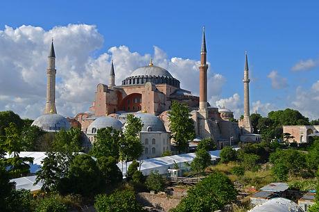 Hagia Sophia and Sultanahmet Archaeologi
