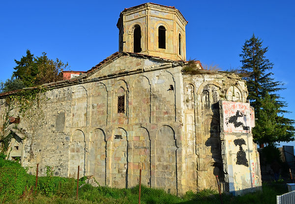Church of St. Michael at Platana/Akçaaba