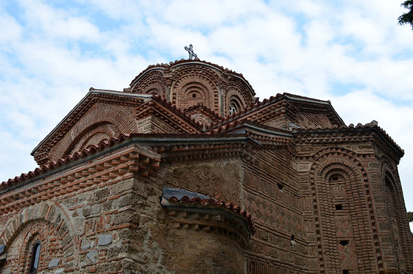 Church of Theotokos Peribleptos (Ohrid).