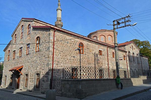Panagia Chrysokephalos (Fatith Mosque).j
