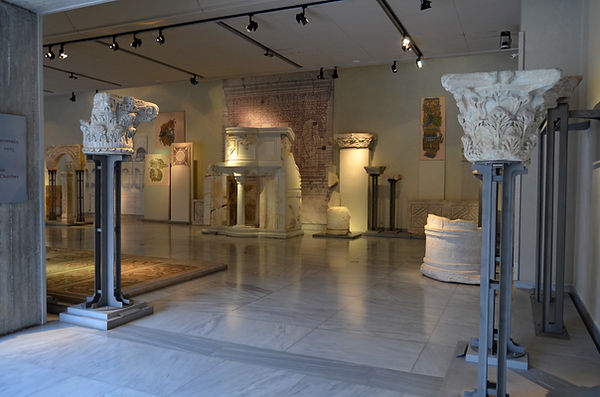 Museum of Byzantine Culture (Thessalonik