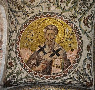 St. Gregory the Illuminator at Theotokos