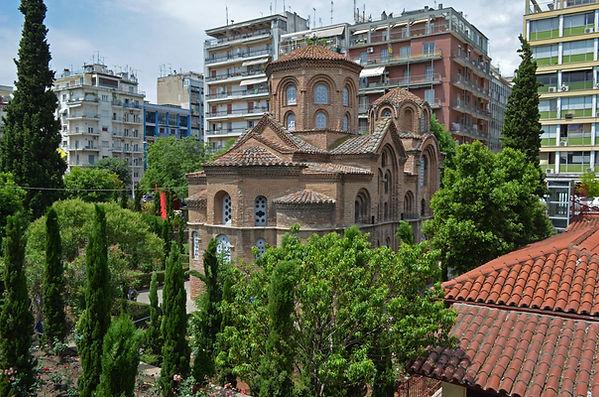Church of Panagia Chalkeon (Thessaloniki