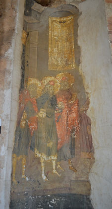 The Closed Door at Theotokos Pammakarist