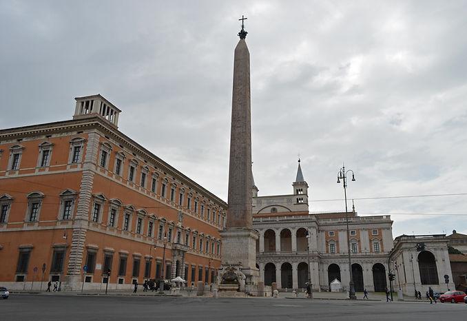 Obelisk of Constantius (Lateran Obelisk)