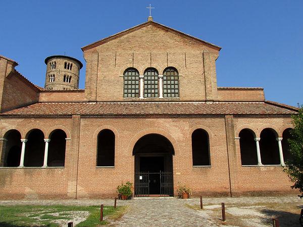 Basilica of Sant' Apollinare in Classe.j