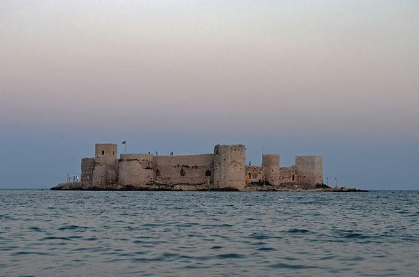 Korykos (Kızkalesi) Castle.jpg