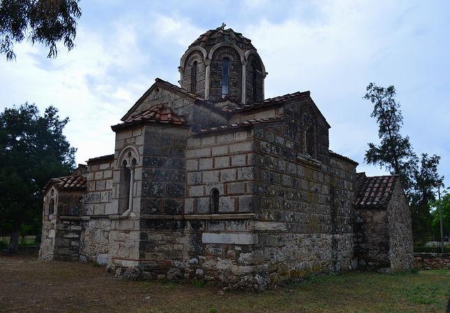 "Church of Hagios Georgios ""Omorphokklisi"
