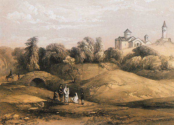 Hagia Sophia in Trebizond by Cospatrick