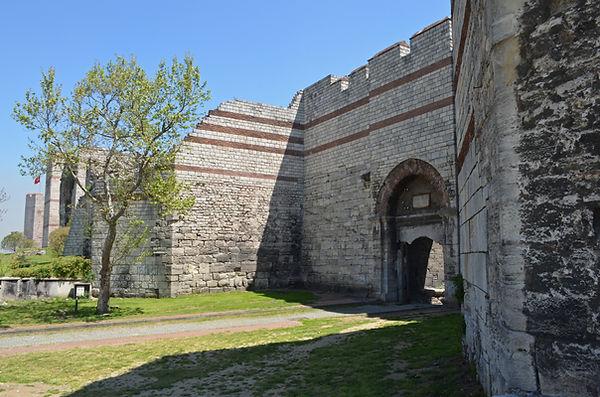 Charisios Gate (Πύλη Χαρισίου, Χαρσίου Π