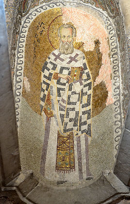 St. Gregory the Theologian at Theotokos