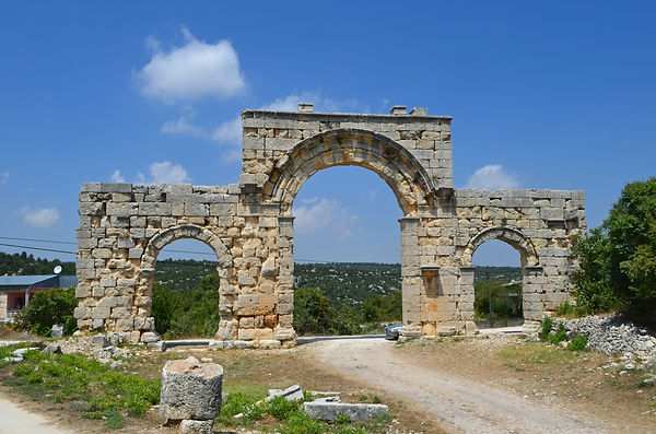 Northern Gate of Diocaesarea.jpg