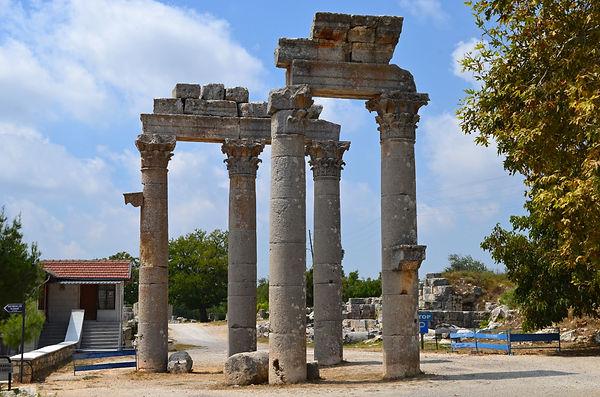 Monumental Gate of Diocaesarea.jpg