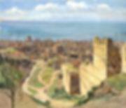 """View_of_Thessaloniki""_by_Kohlmann_("