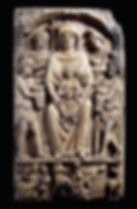 Ivory Plaque with the Adoration of the M