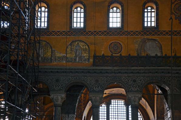 Northern Tympanum of Hagia Sophia.jpg