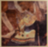 Photo of fresco from St. George at Sofia