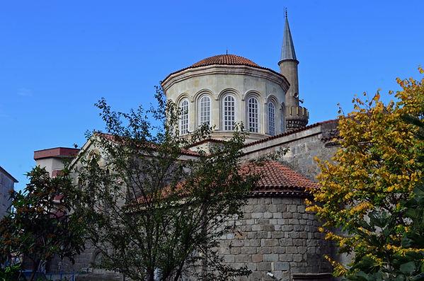 Church of St. Eugenios / Yeni Cuma Mosqu