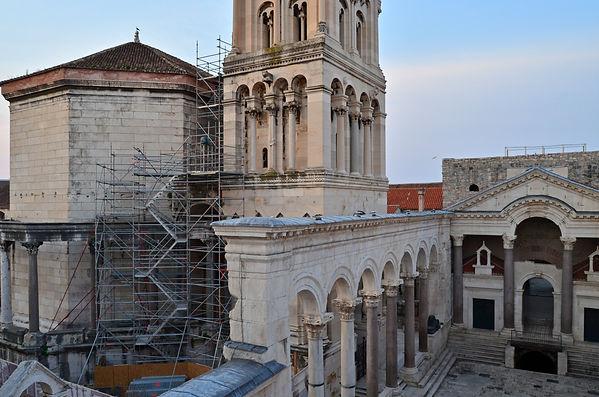 Mausoleum of Diocletian / Sveti Duje.jpg