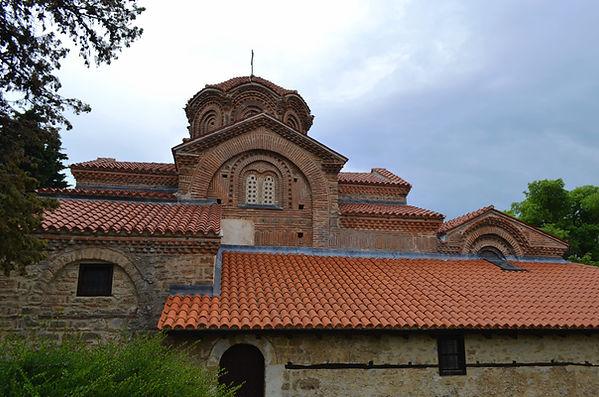 Church of Theotokos Peribleptos (Ohrid).