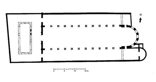 Reconstructed plan by Deichmann.jpg