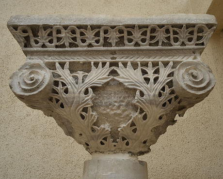 Impost Capital from Beyazıt Church A (6t