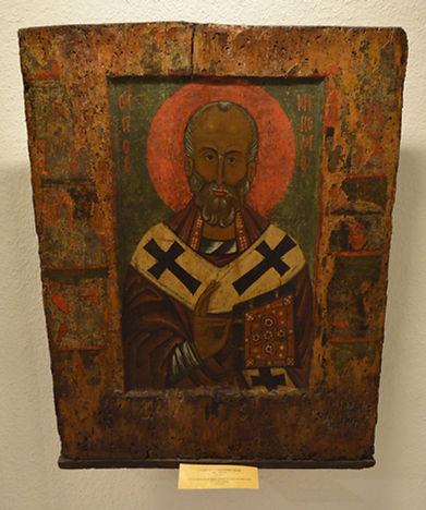 St. Nicholas of Myra (12th-13th century)