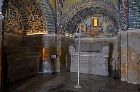 """""""Mausoleum of Galla Placidia"""".jpg"""